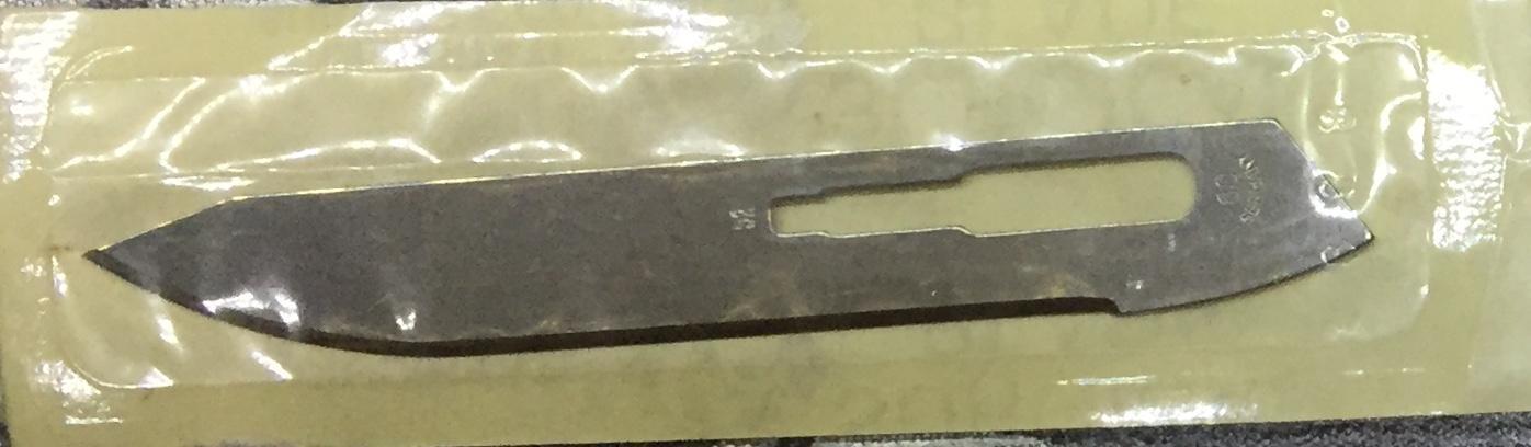 解剖刀片 4