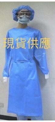 台製防滲隔離工作衣 5