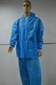 臺製兩截式防護衣