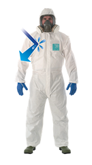 AlphaTec Coverall (COMFORT)