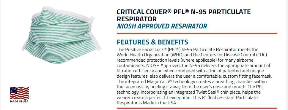 N95 Respirators 1