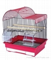 small bird cage DLBR(B)1409WD