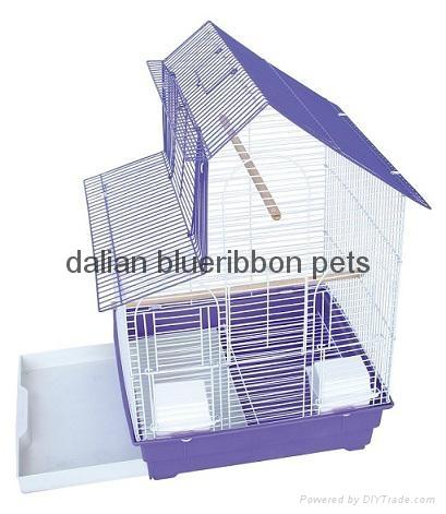 Bird Cage Medium Bird Cage Side-Pull Tray DLBR(B) 1622CT 1