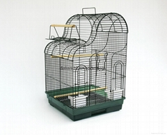 medium bird cage metal bird cage DLBR(B) 1811