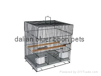 Small Bird Cage metal bird cage DLBR(B) 1204-1 1