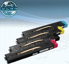 Xerox copier color toner cartridge C6550