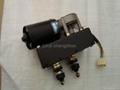 China SDLG wheel loader cab wiper motor