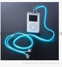 音乐闪烁冷光发光耳机线驱动芯片LX9528