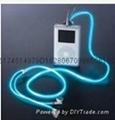 EL和LED冷光耳機線驅動IC