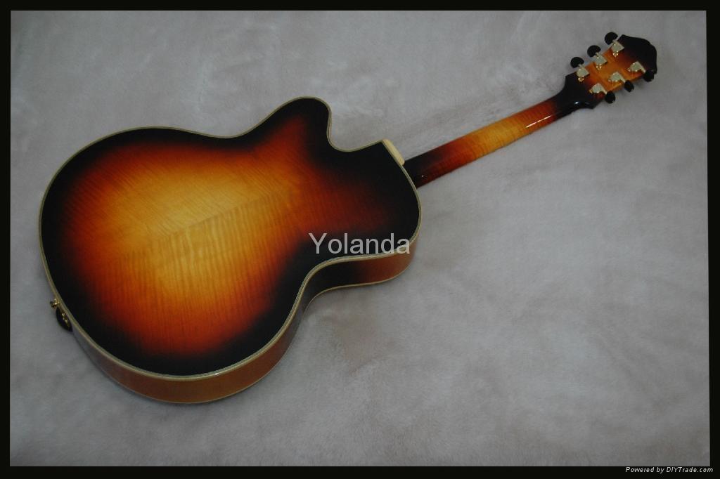 手工爵士吉他 2