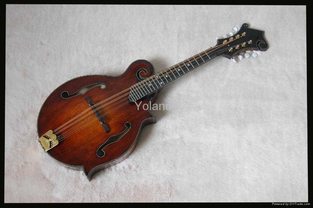 Handmade Mandolin 1