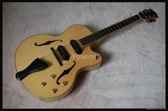 Handmade Jazz Guitar