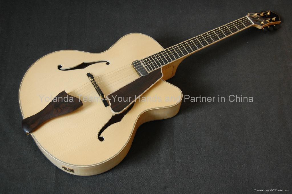 手工爵士吉他 1