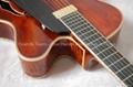 Handmade jazz guitar 4