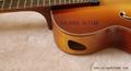 7Strings handmade Jazz Guitar 4