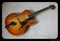 Handmade electric jazz guitar 1