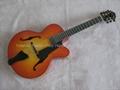 14寸7弦手工吉他