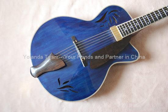 17寸手工吉他 4