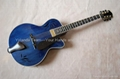 18inch handmade jazz guitar carved with