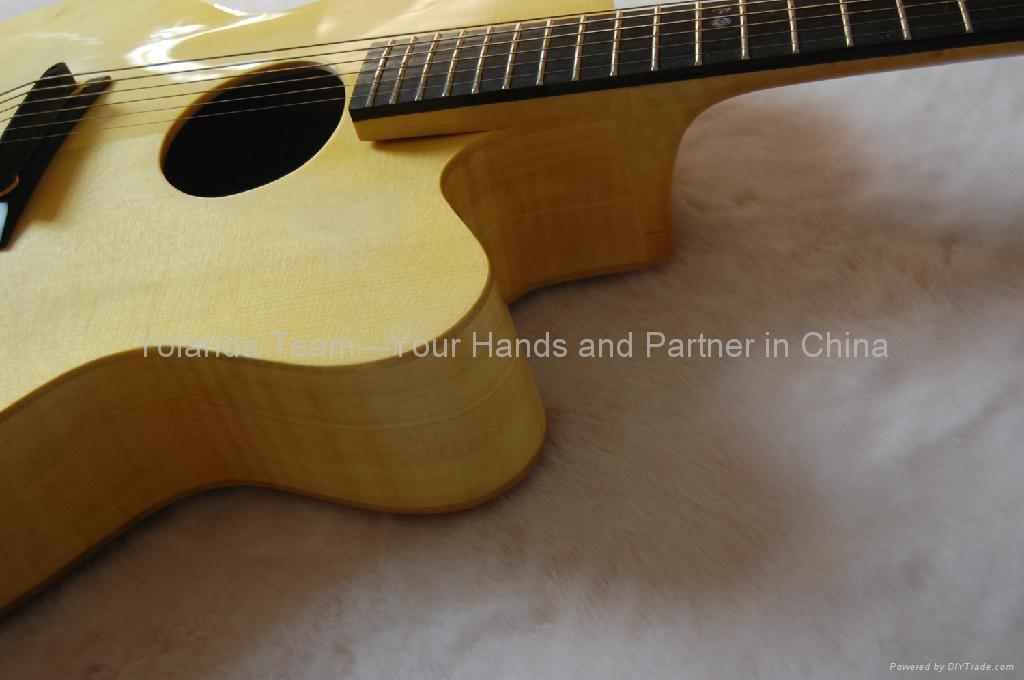 18寸手工爵士吉他 2