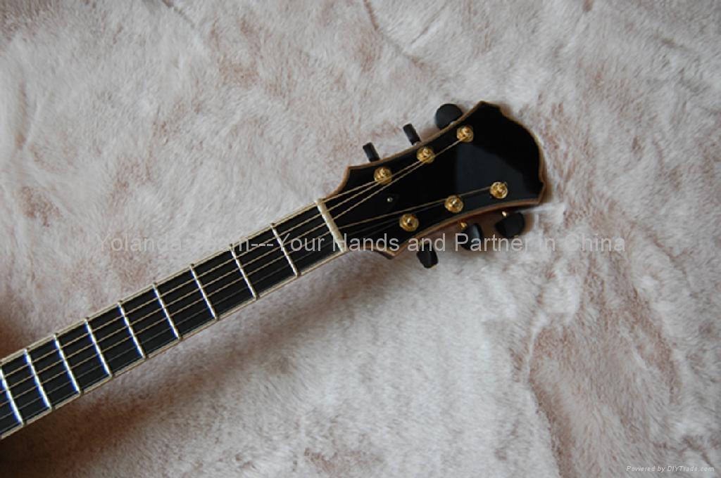 17寸手工爵士吉他 5