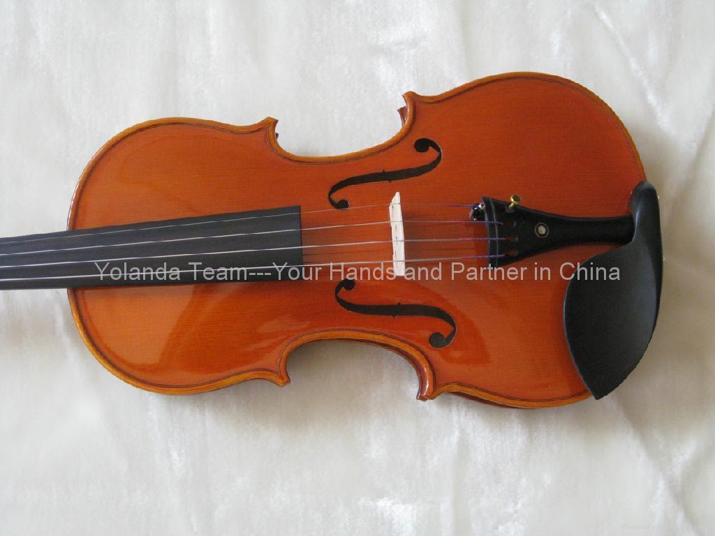 手工小提琴 2