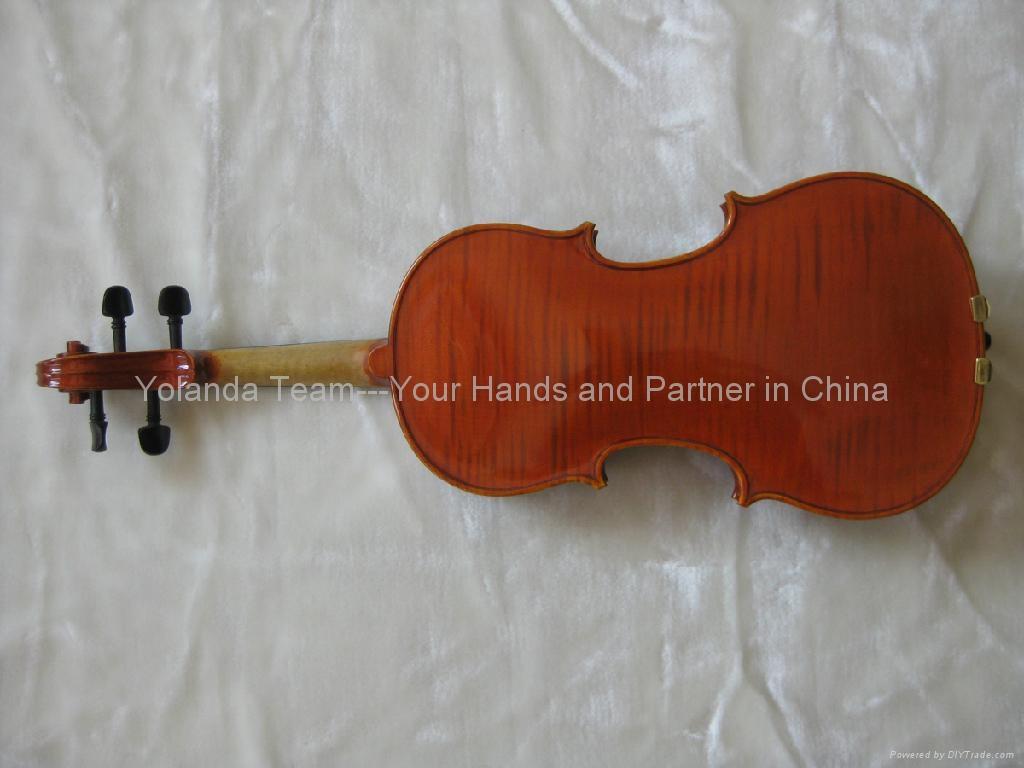 手工小提琴 3