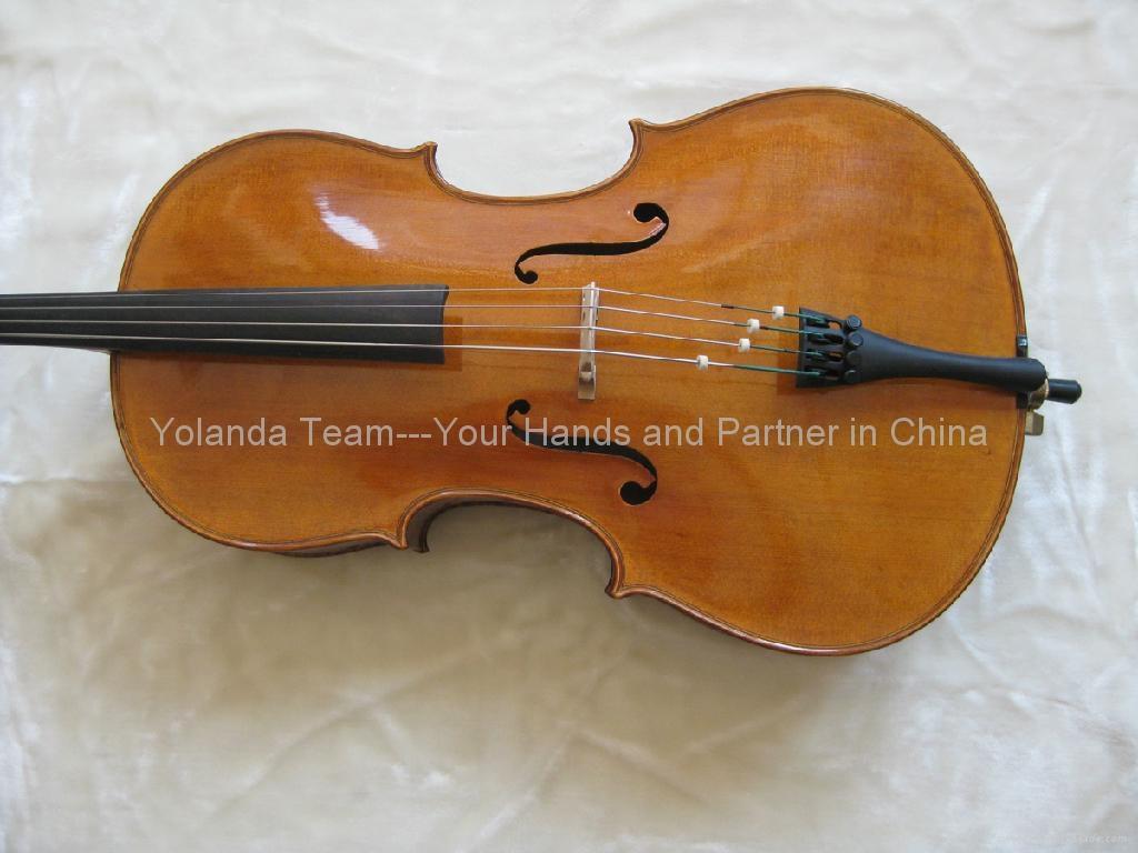 手工大提琴 2