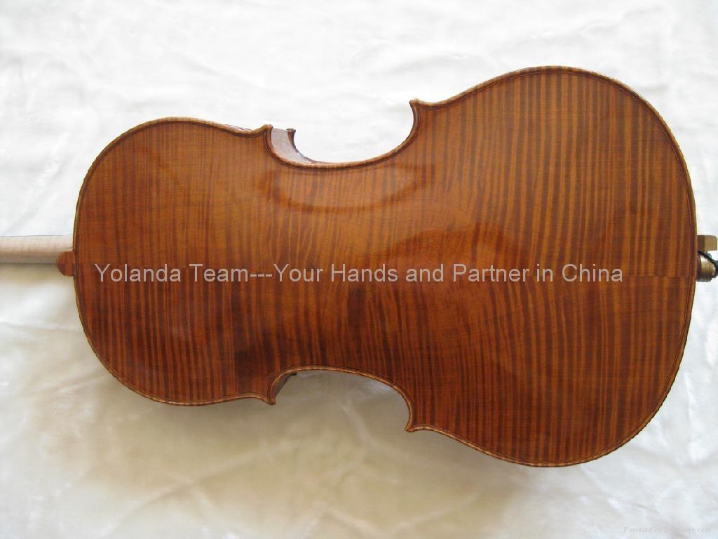 手工大提琴 3