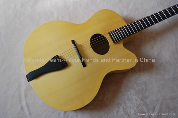 15寸手工爵士吉他 3