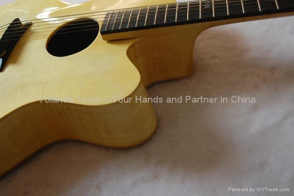 15寸手工爵士吉他 5