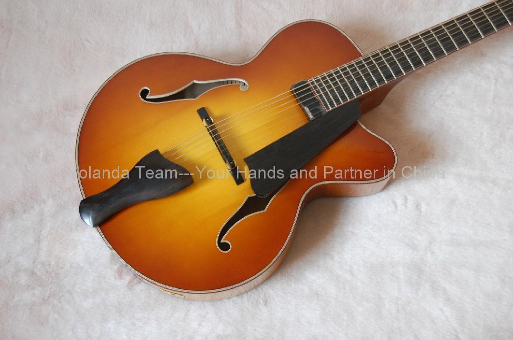15寸7弦手工吉他 3