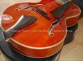 14inch Non-cutaway Handmade jazz guitar