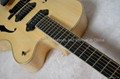 14inch cutaway Handmade jazz guitar 5