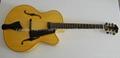 15inch cutaway Handmade jazz guitar