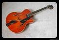 15寸缺角手工爵士吉他