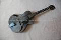 16inch cutaway Handmade jazz guitar 1