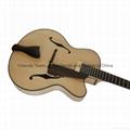 14寸手工爵士吉他 3