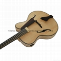 14寸手工爵士吉他 5