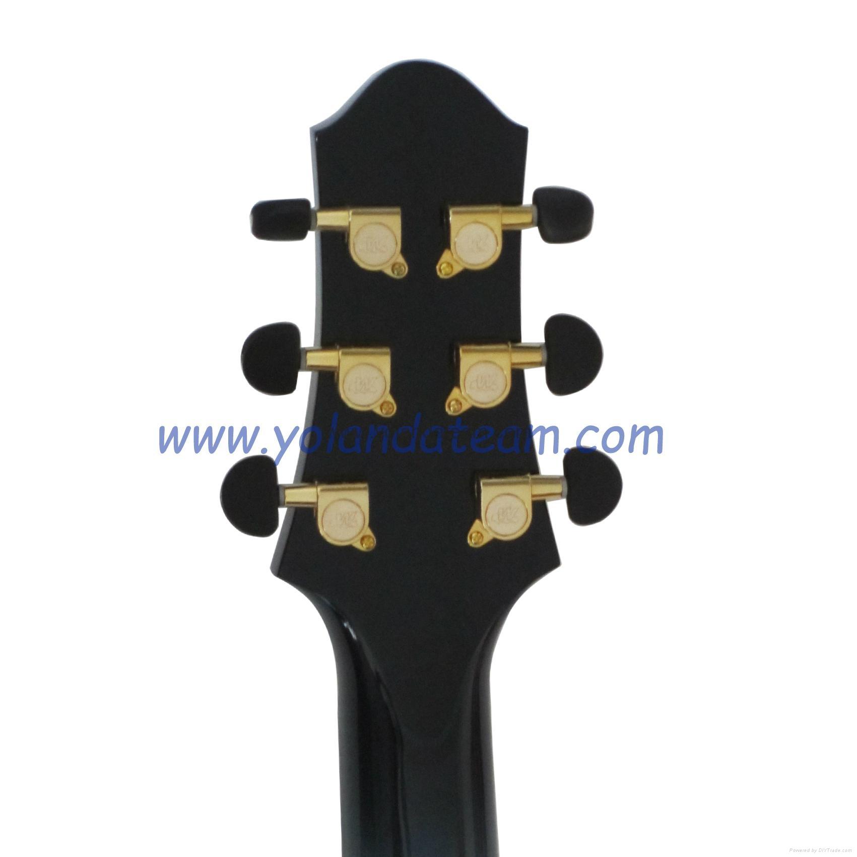 17寸手工爵士吉他 4