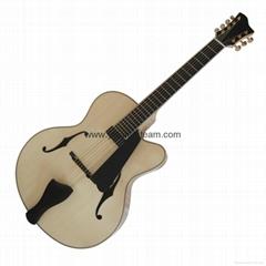 16inch 7strings handmade jazz guitar