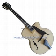 16inch handmade jazz guitar
