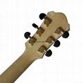 17寸尖角爵士吉他 6