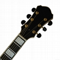 17寸尖角爵士吉他 5