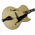 17inch sharp cutaway jazz guitar