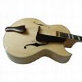 17寸尖角爵士吉他 7