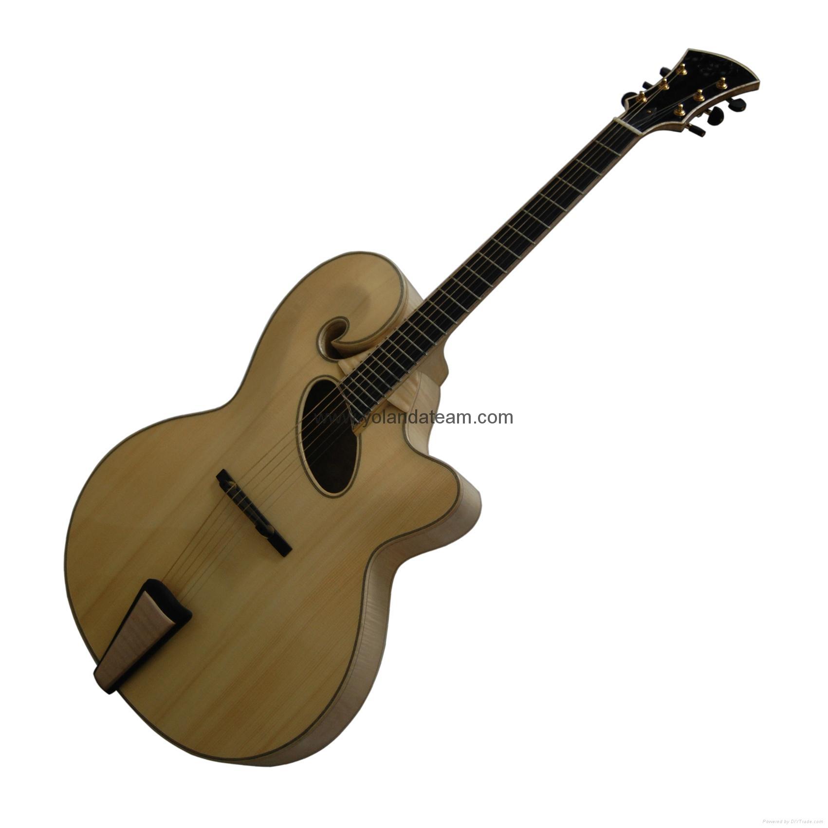 18inch Mandolin style jazz guitar 1