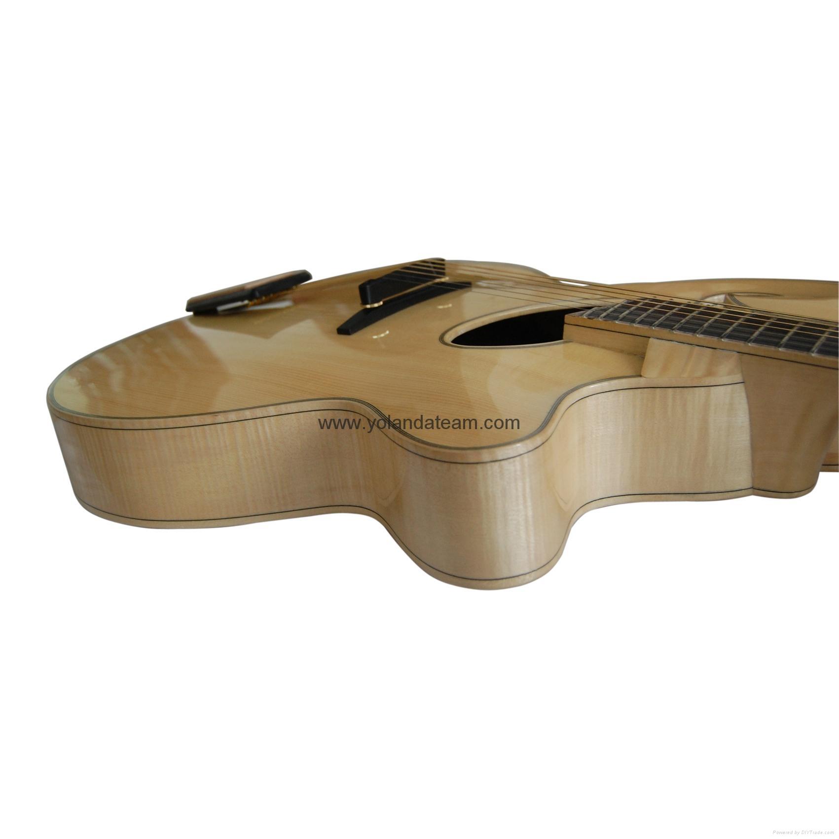 18inch Mandolin style jazz guitar 5