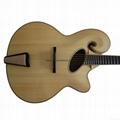 18inch Mandolin style jazz guitar 3