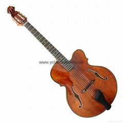 Violin style jazz guitar